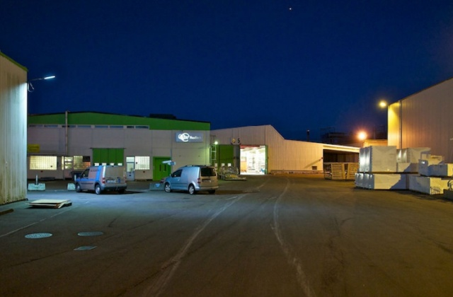 瑞典ANMFC DOCK  -  80W LED防爆灯项目