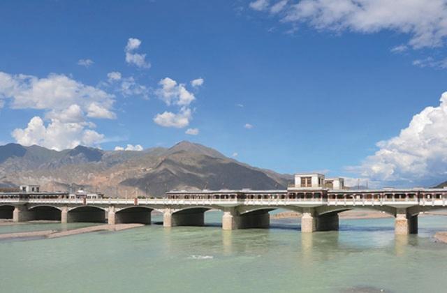 西藏拉萨次角林大桥景观供电电缆工程