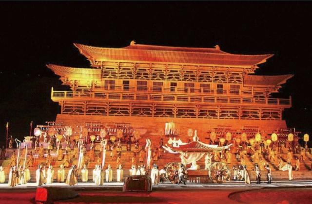西藏拉萨市《文成公主》演艺广场电缆工程