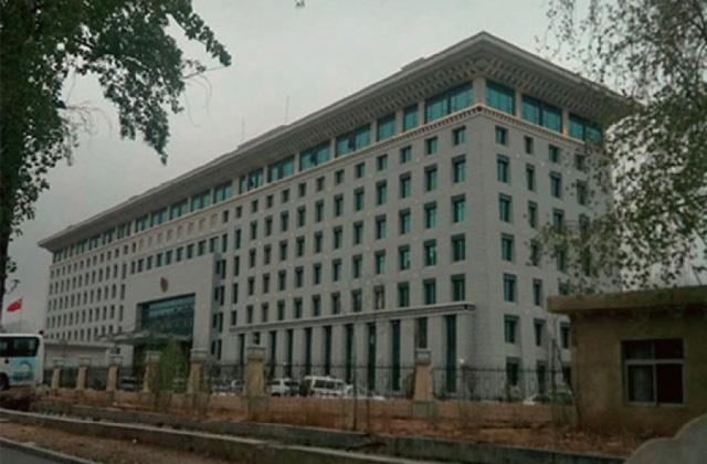 西藏拉萨公安局供电控制系统工程